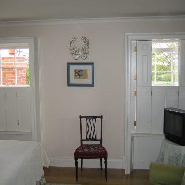Traditional Windows & Shutters